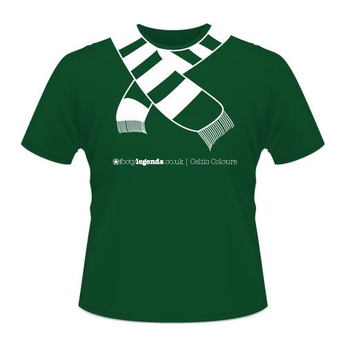 Football T Shirts Celtic